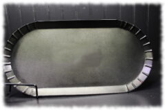 Pewter Oval Tray