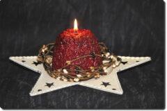 Star Shaped Tray Binkie