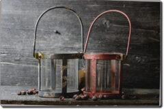 Banded Jar Holder