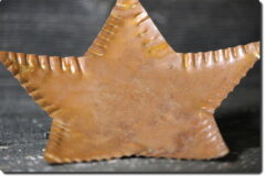 Stamped Star Tray